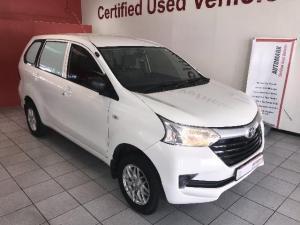 Toyota Avanza 1.3 SP/V - Image 1