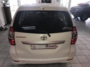Toyota Avanza 1.3 SP/V - Image 4