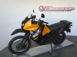 Kawasaki KLR650 - Image 3