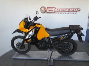 Kawasaki KLR650 - Image 4