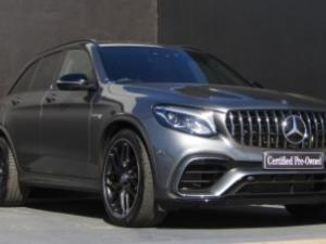 Mercedes-Benz AMG GLC 63S 4MATIC - Image 4