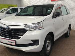 Toyota Avanza 1.3 SP/V - Image 3