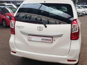 Toyota Avanza 1.3 SP/V - Image 7
