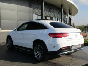 Mercedes-Benz GLE Coupe 350d 4MATIC - Image 13