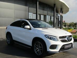 Mercedes-Benz GLE Coupe 350d 4MATIC - Image 1