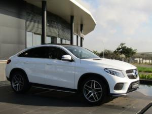 Mercedes-Benz GLE Coupe 350d 4MATIC - Image 8