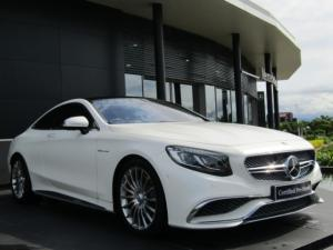 Mercedes-Benz S 65 AMG Coupe - Image 1