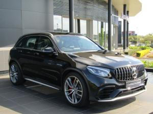 Mercedes-Benz AMG GLC 63S 4MATIC - Image 1