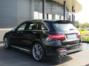 Mercedes-Benz AMG GLC 63S 4MATIC - Image 9