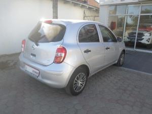 Nissan Micra 1.5dCi Acenta - Image 8