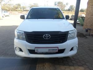 Toyota Hilux 2.5D-4D double cab 4x4 SRX - Image 2