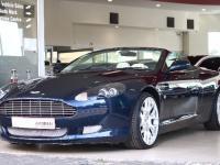 Thumbnail Aston Martin DB9 Convertible automatic