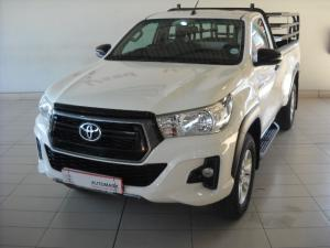Toyota Hilux 2.4GD-6 4x4 SRX auto - Image 1