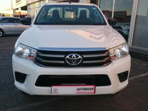 Toyota Hilux 2.4GD-6 SRX - Image 1