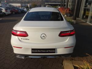 Mercedes-Benz E 220d Coupe - Image 2