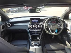 Mercedes-Benz C220d Cabrio AMG automatic - Image 5