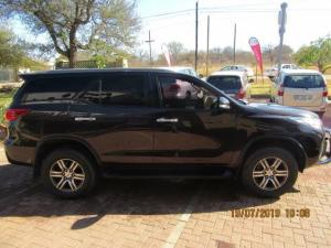Toyota Fortuner 2.4GD-6 Raised Body - Image 2
