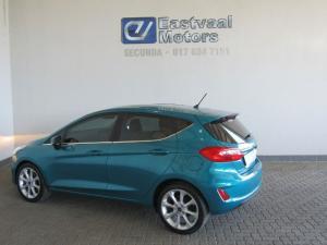 Ford Fiesta 1.0T Titanium auto - Image 3