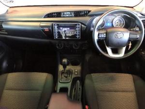 Toyota Hilux 2.4 GD-6 SRX 4X4 automaticD/C - Image 5