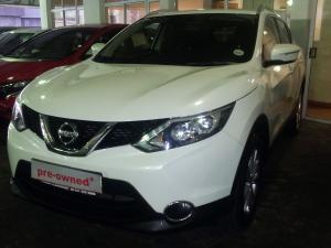 Nissan Qashqai 1.6dCi Acenta AWD - Image 4