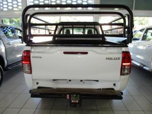 Toyota Hilux 2.4 GD-6 SRX 4X4S/C - Image 3
