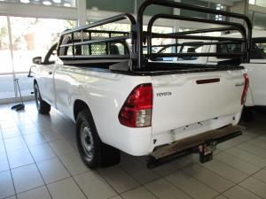 Toyota Hilux 2.4 GD-6 SRX 4X4S/C - Image 4