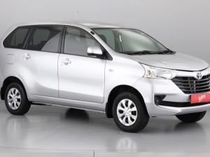 Toyota Avanza 1.5 SX - Image 1