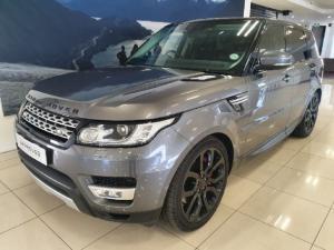 Land Rover Range Rover Sport HSE SDV6 - Image 1