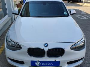 BMW 118i 5-Door automatic - Image 4