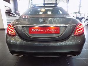 Mercedes-Benz C200 AMG Line automatic - Image 17