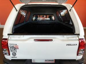 Toyota Hilux 2.4 GD-6 RB SRXS/C - Image 6