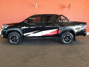 Toyota Hilux 2.8 GD-6 GR-S 4X4 automaticD/C - Image 5