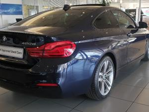 BMW 420D Coupe automatic - Image 4