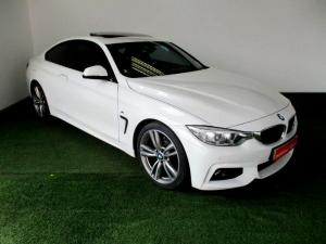BMW 420i Coupe M Sport automatic - Image 1
