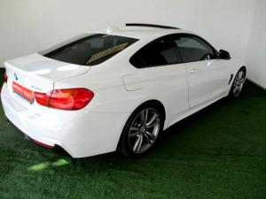 BMW 420i Coupe M Sport automatic - Image 3