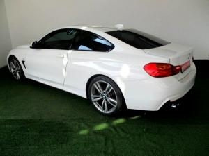 BMW 420i Coupe M Sport automatic - Image 4