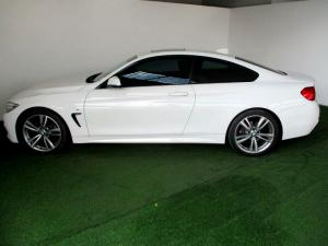 BMW 420i Coupe M Sport automatic - Image 8