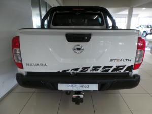 Nissan Navara 2.3D double cab 4x4 Stealth auto - Image 10