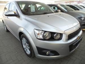 Chevrolet Sonic 1.6 LS - Image 10