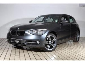 BMW 1 Series 118i 5-door - Image 1