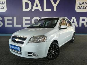 2011 Chevrolet Aveo 1.6 LS sedan