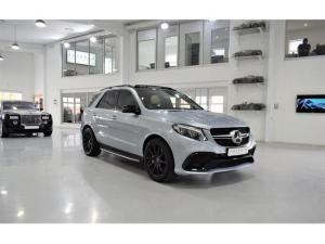 Mercedes-Benz GLE GLE63 - Image 8