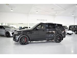 Land Rover Range Rover Sport HSE Dynamic SDV8 - Image 1