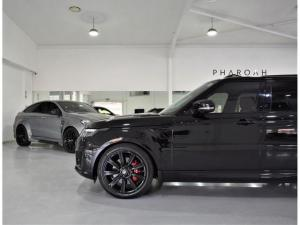 Land Rover Range Rover Sport HSE Dynamic SDV8 - Image 2