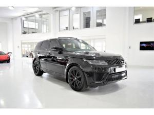 Land Rover Range Rover Sport HSE Dynamic SDV8 - Image 8