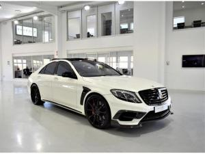 Mercedes-Benz S-Class S63 AMG - Image 8