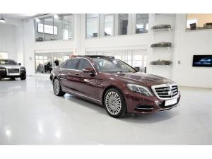 Mercedes-Benz S-Class S600 L - Image 8