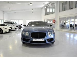 Bentley Continental GT V8 coupe - Image 7