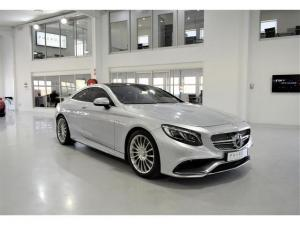 Mercedes-Benz S-Class S65 AMG coupe - Image 8