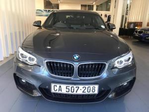 BMW 2 Series 220i coupe M Sport auto - Image 1